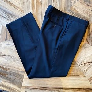 Joesph Abboud Black Dress Slacks